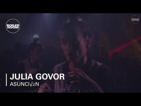 Julia Govor Boiler Room Asunción DJ Set