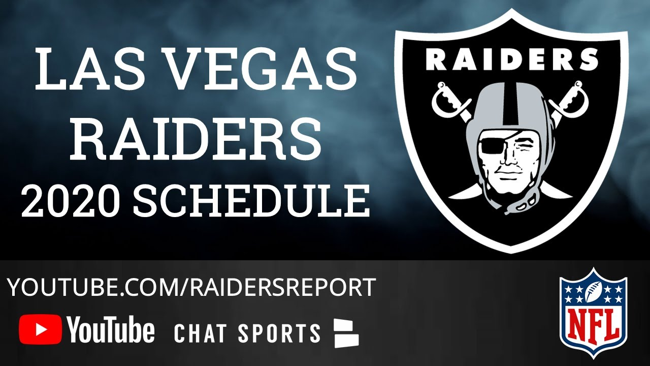 Raiders vs. Falcons how to watch: Time, TV channel, live stream info ...