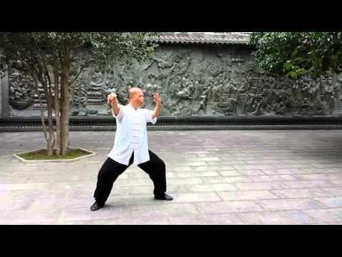 吳式太極拳慢架 WU Style Tai Chi Long Form