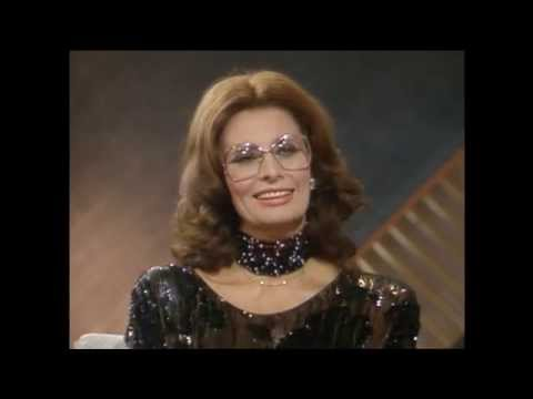 Sophia Loren October 1984