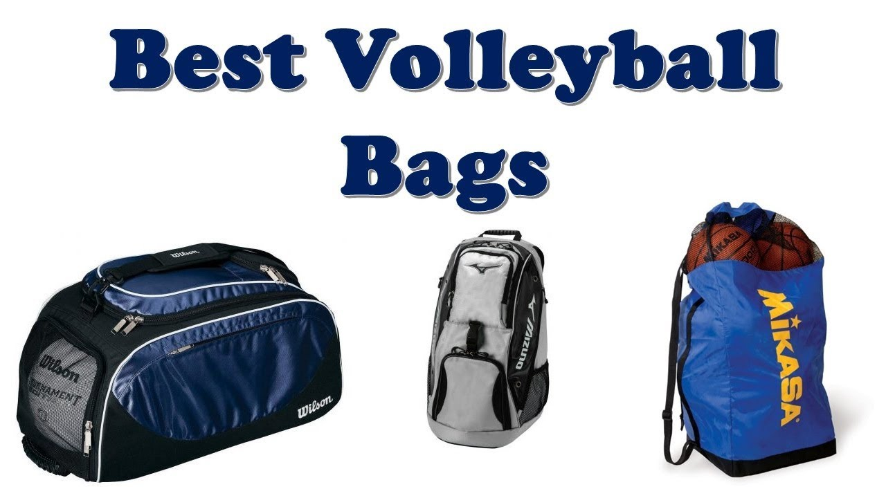 Bags Top 10 Best Volleyball