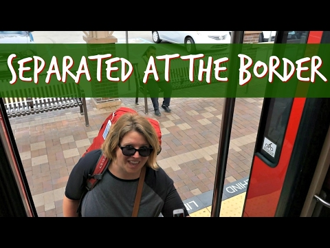 Getting Separated at the USA ~ Mexico Border!