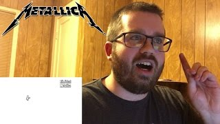 Metallica Song Test! (Did I Pass?)