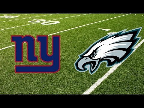 Philadelphia Eagles vs New York Giants Highlights & Recap (11/6/16)