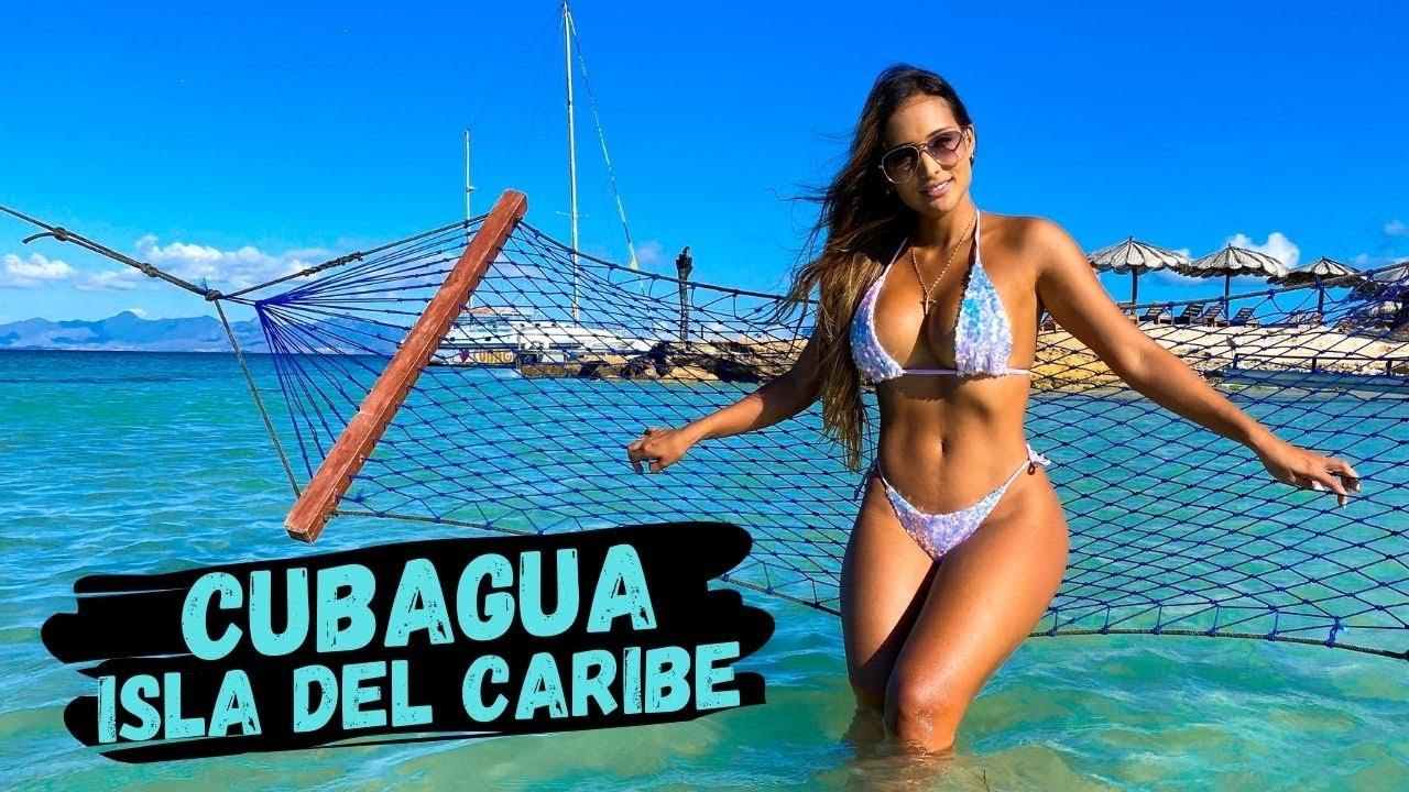 Lo MEJOR DE CUBAGUA | Isla del Caribe Vlog