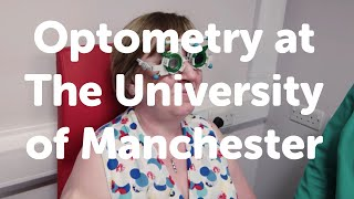 Optometry at the University of Manchester