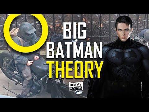 NEW Leaked BATMAN 2021 Images Tease BIG Fan Theory + Joker, Penguin Casting, Batsuit, Gordon U0026 More