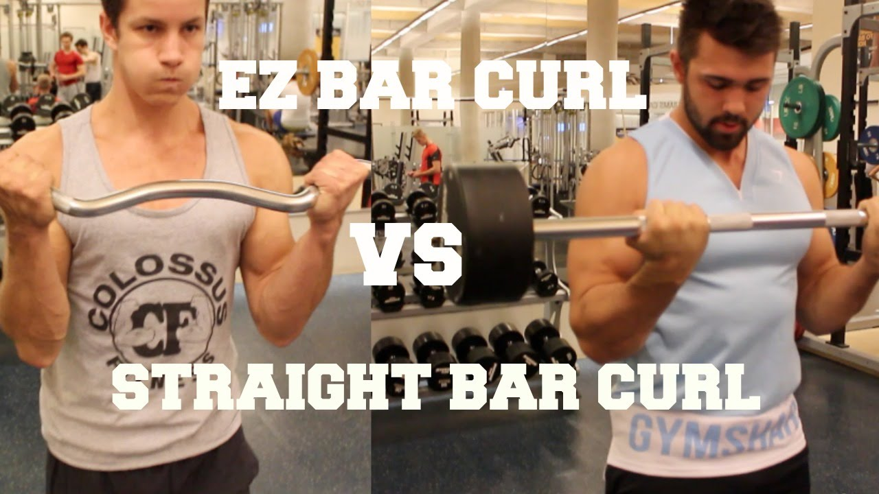 How to do the bar correctly 65