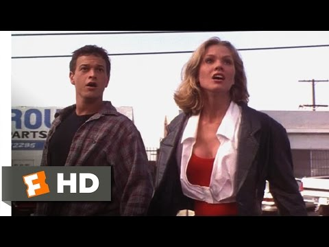 Crossworlds (1997) - A Trunk of Explosives Scene (7/10) | Movieclips