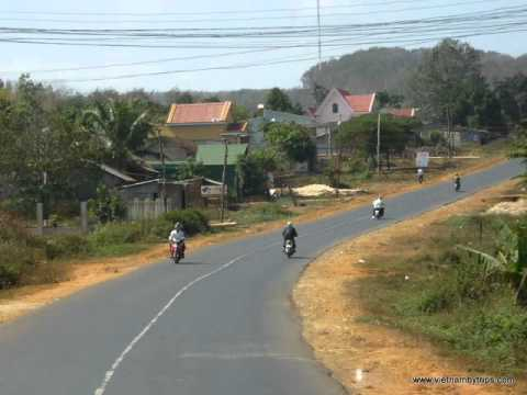 Vietnam trip - Buon Ma Thuot tour - Daklak 2
