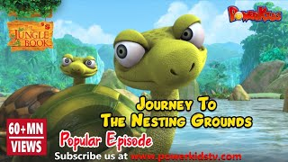 Jungle Book Hindi Cartoon for kids | Jungle| Mogli Cartoon Hindi |  Journey to the nesting grounds