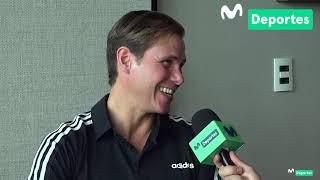 Fernando Redondo en exclusiva para Movistar Deportes habla sobre Perú en la final de la Copa América