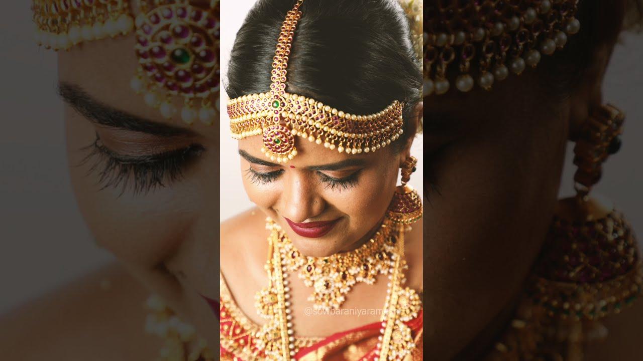 My Bridal Details #Shorts #Bridalmakeup