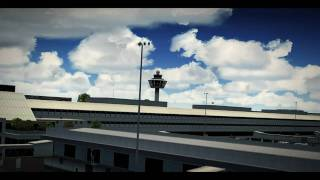 [HD] Singapore Changi Airport [FS2004]