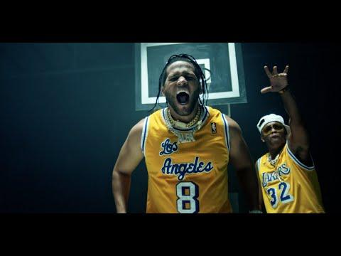 A Correr Los Lakers (Videoclip) – El Alfa ft. Nicky Jam, Ozuna, Arcangel y Secreto