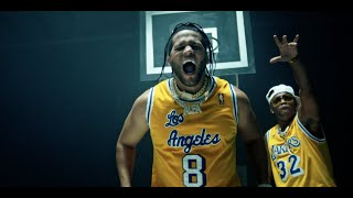 El Alfa El Jefe x Nicky Jam x Ozuna x Arcangel x Secreto El Famoso Biberon - A CORRER LOS LAKERS