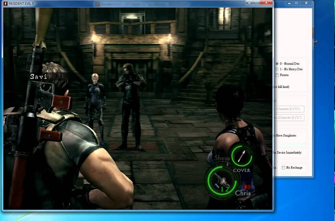 <b>Resident Evil 5</b> PC - How To Skip Stages (go to any stage directly ...