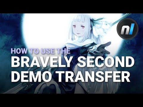 Guide: How To Transfer Items From The Bravely Second Demo To Bravely Second: End Layer