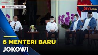 Reshuffle Kabinet: Inilah 6 Menteri Baru Pilihan Jokowi - JPNN.com