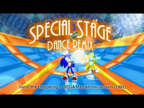 Sonic 2 - Special Stage (Dance Remix)