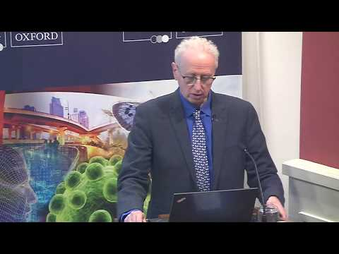 """Planetary health: is human health at risk in the Anthropocene?"" with Sir Andrew Haines"