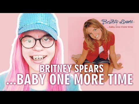 BRITNEY SPEARS - ...BABY ONE MORE TIME (ALBUM REACTION) | Sisley Reacts