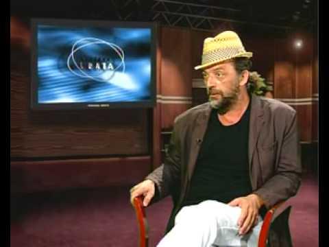 Speaking on NTV AMERICA (Russian-American TV)