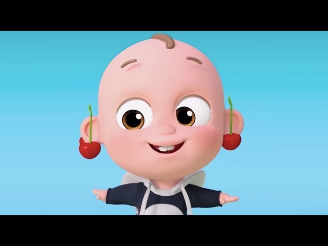 Meyveleri Yiyelim Şarkısı - Çocuklar İçin Meyveler