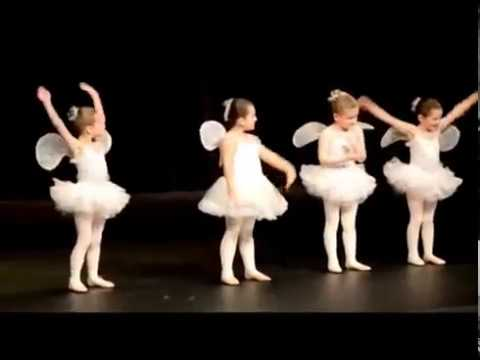 Christmas Show and Nativity Ballet 2012 - Dawsonville Dance