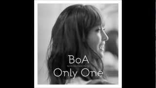 Only One By BoA [MP3 + DOWNLOAD LINK IN DESCRIPTION]