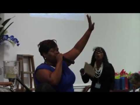 1549. Caneel Denton- Let It Rise-- MUST SEE!