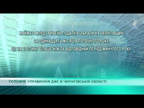 Телеканал Новий Чернігів: Факти в цифрах| Телеканал Новий Чернігів