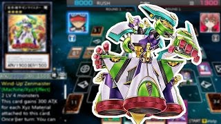 Yu-Gi-Oh! ARC-V Tag Force Special - Wind-Up Deck!