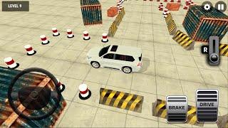Prado Car Games Modern Car Parking Car Games 2020 #1 - Android Gameplay screenshot 1
