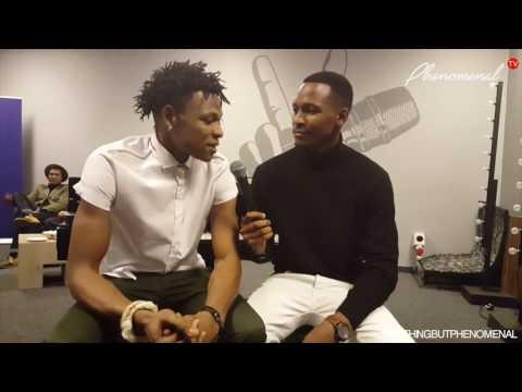 The Voice SA's Prime Zulu and Jono Grayson on Phenomenal TV