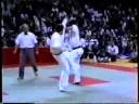 BKK Kyokushinkai Karate - Terry Prescott wins LW Final 1990