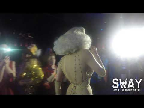 Amanda Lepore  My Hair Looks Fierce  Live at Sway