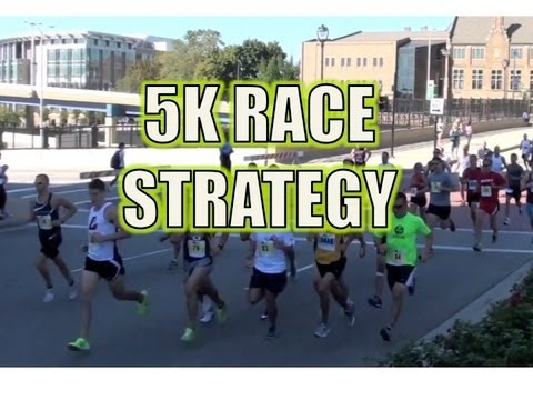5K Race Strategy 5 Tips