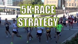 5K Race Strategy - 5 Tips