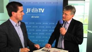 Jörg Meuthen und Dieter Stein (AfD Bundesparteitag 2016)