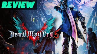 Devil May Cry 5 Review (Video Game Video Review)