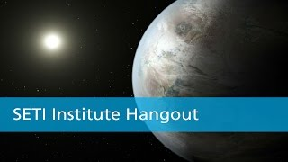 Exoplanet Kepler 452b with SETI Institute scientists