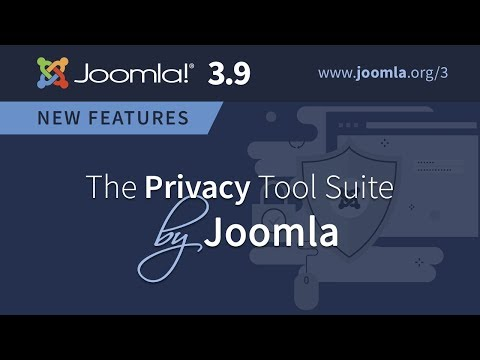 Joomla! 3.9 Now Available