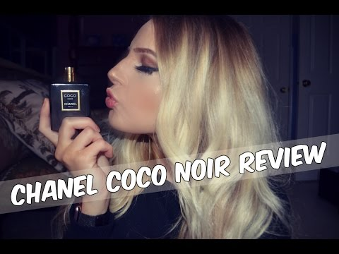 Chanel Coco Noir Perfume Review Lusterings Youtube