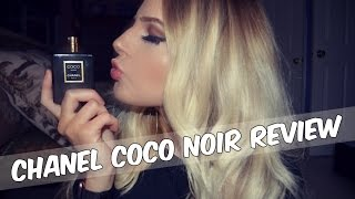 Chanel Coco Noir Perfume Review | lusterings