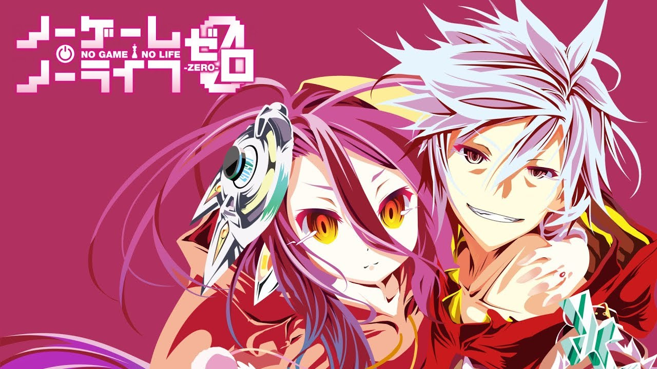 No Game No Life Zero – Wikipedia