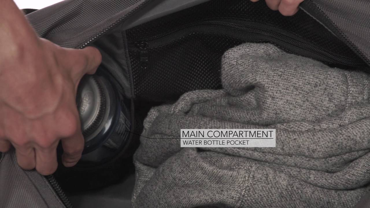 a5436bcb73 DSPTCH Gym Work Bag - Overview - YouTube