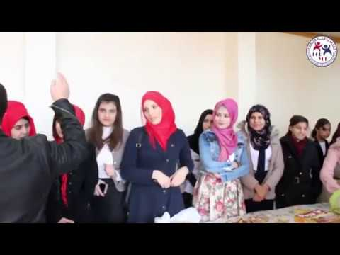 Thanks giving 2016 IDPs English Access micro scholarship program(Iraq-Kirkuk)
