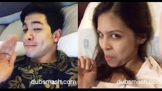 Alden Richards & Yaya Dub Maine Mendoza DUBSMASH