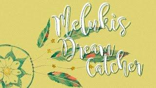 Melukis Dreamcatcher Menggunakan Cat Air